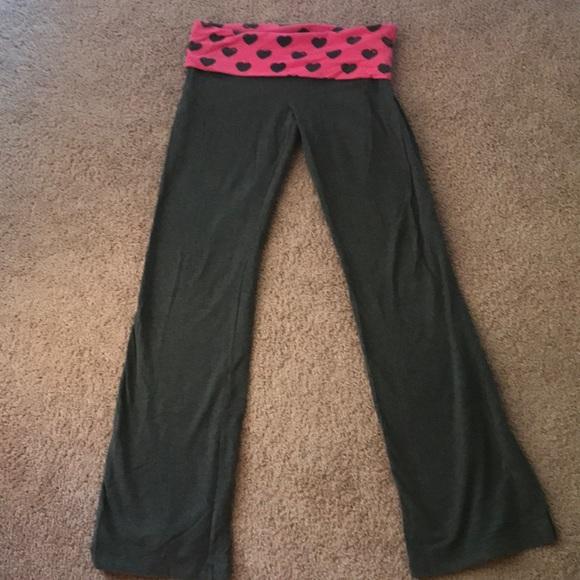 806a1a209a PINK Victoria's Secret Pants | Victorias Secret Pink Yoga Size M ...